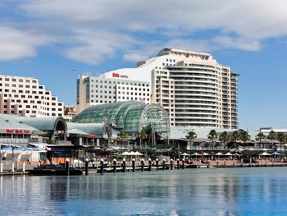 Ibis Darling Harbour Hotel Sydney