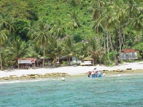 Kampong aan zee
