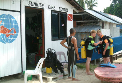 Sunrise Dive Center