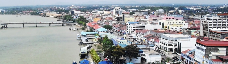 Muar Malaysia  city images : hotel pelangi muar gelegen in het hart van muar gebied