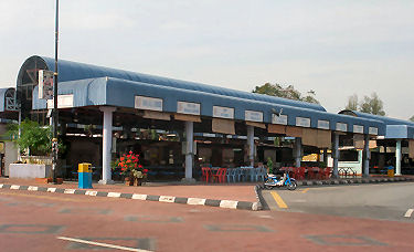 Hawker Center in Teluk Intan
