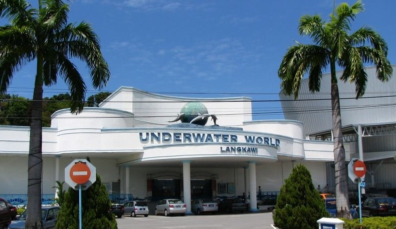 Image result for underwater world langkawi